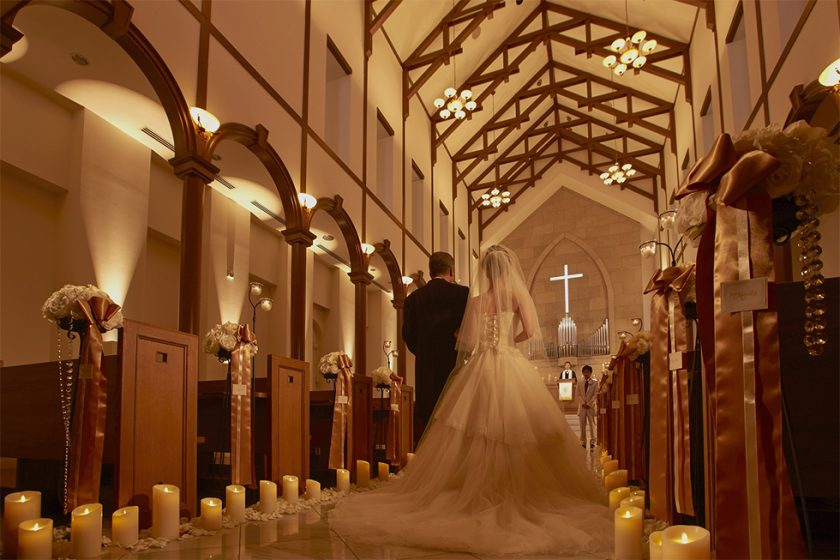 札幌の人気結婚式場|アールベルアンジェ札幌|B