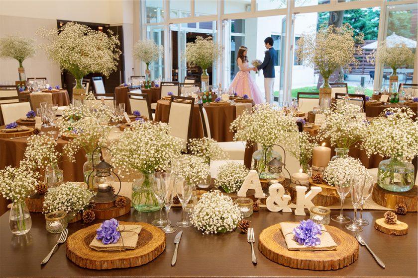 札幌の人気結婚式場|アールベルアンジェ札幌|C