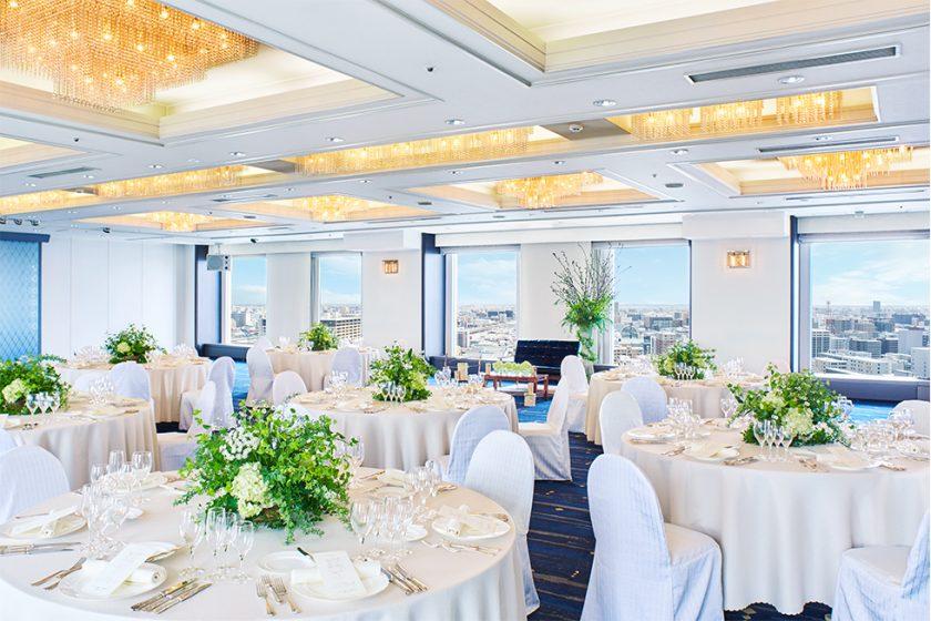 札幌の人気結婚式場|札幌全日空ホテル|C