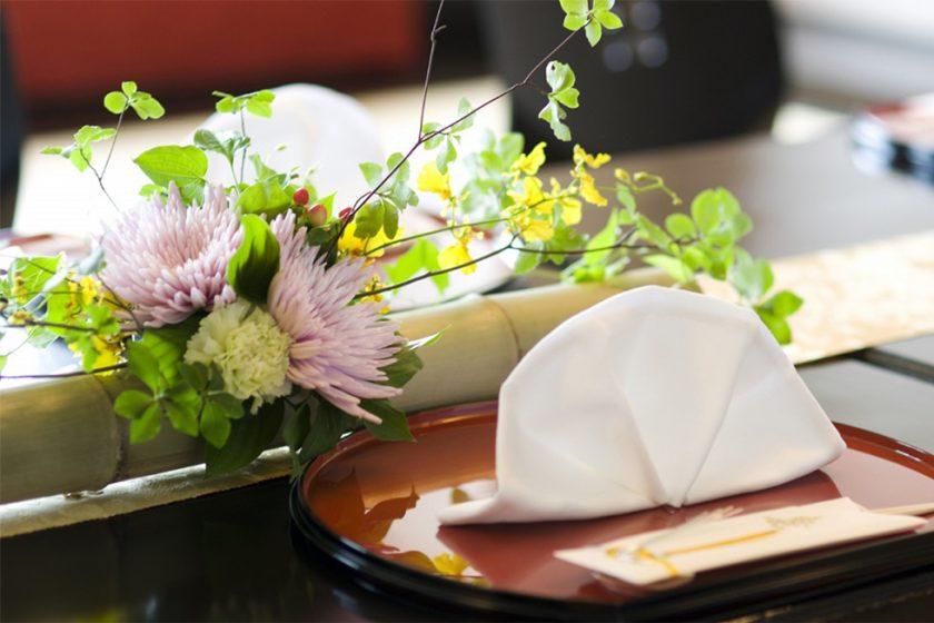 札幌の人気顔合わせ会場|日本料理「和乃八窓庵」|プレミアホテル中島公園|C