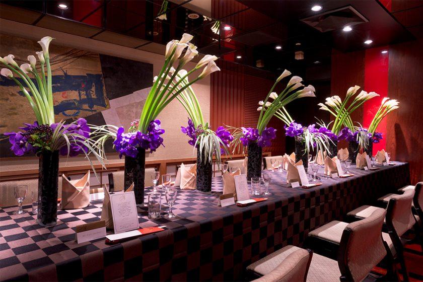 札幌の人気顔合わせ会場|日本料理「花遊膳」|ジャスマックプラザ|D