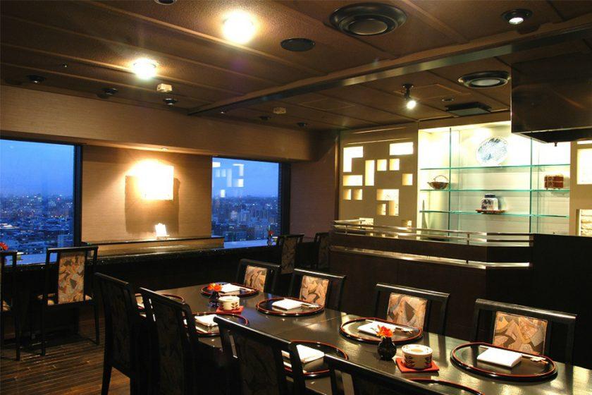 札幌の人気顔合わせ会場|日本料理「和乃八窓庵」|プレミアホテル中島公園|D