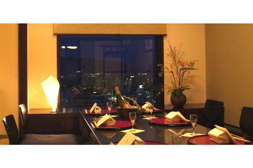 札幌の人気顔合わせ会場|日本料理「和乃八窓庵」|プレミアホテル中島公園|E