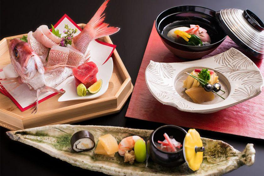 札幌の人気顔合わせ会場|日本料理「和乃八窓庵」|プレミアホテル中島公園|H