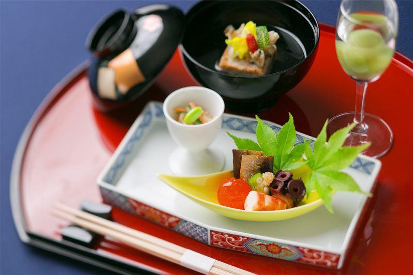 札幌の人気顔合わせ会場|日本料理「和乃八窓庵」|プレミアホテル中島公園|I