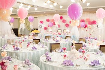札幌の人気結婚式場|ホテル札幌ガーデンパレス|K