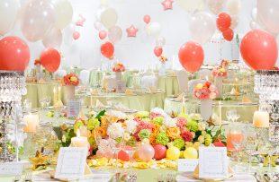 札幌の人気結婚式場|ホテル札幌ガーデンパレス|A