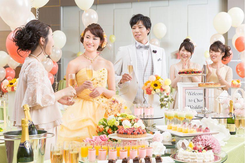 札幌の人気結婚式場|ホテル札幌ガーデンパレス|C