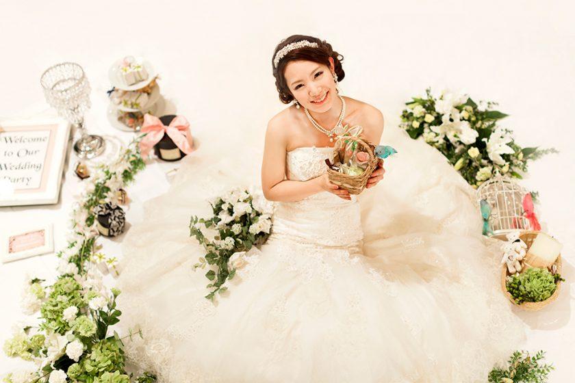 札幌の人気結婚式場|ホテル札幌ガーデンパレス|F