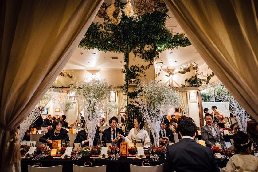 札幌の人気結婚式場|フィンチオブアメージングダイナー|F
