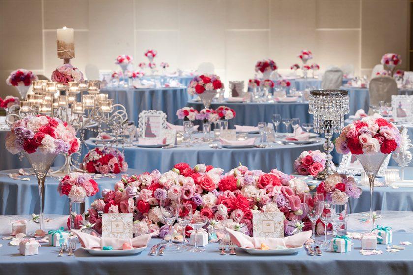 札幌の人気結婚式場|ホテル札幌ガーデンパレス|G