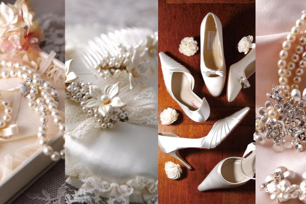 結婚式に着ける小物・アクセサリー