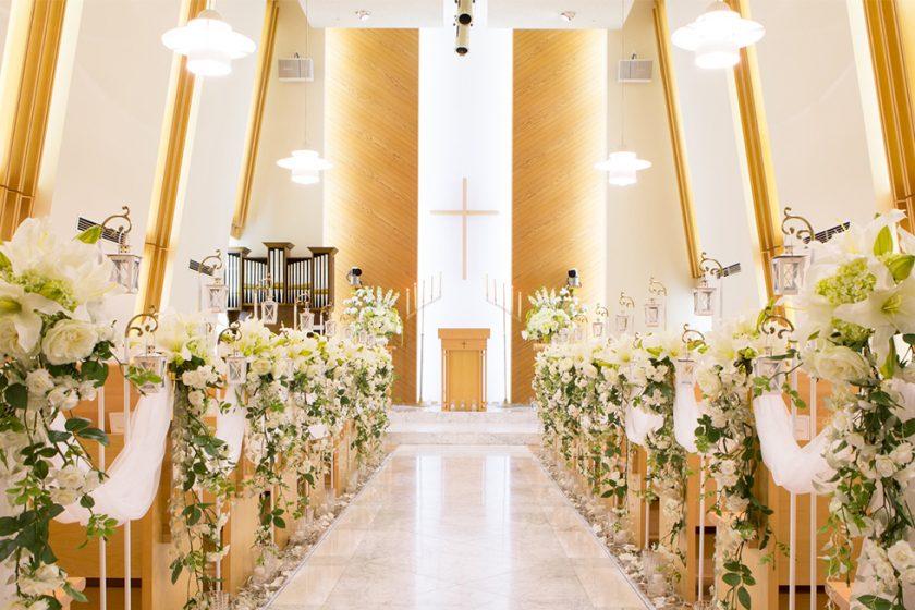 札幌の人気結婚式場|ホテル札幌ガーデンパレス|I