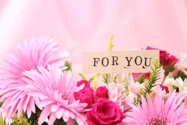 結婚式に送る花
