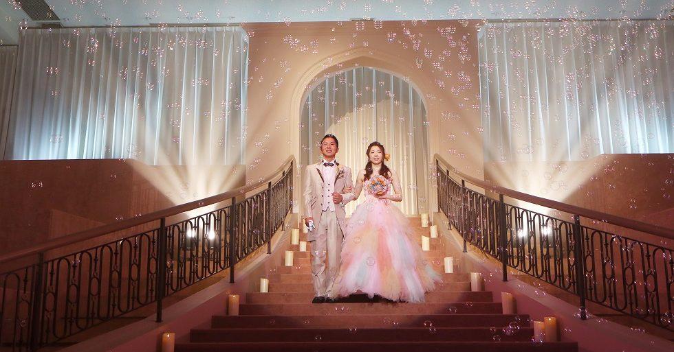 花嫁の声|京王プラザホテル札幌