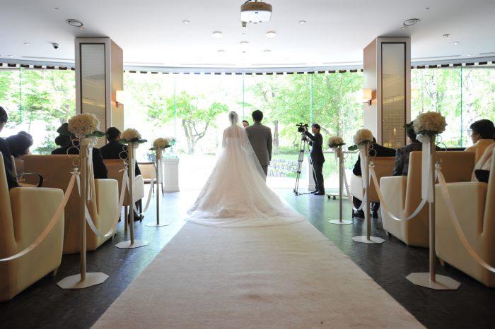 花嫁の声|プレミアホテル中島公園|挙式