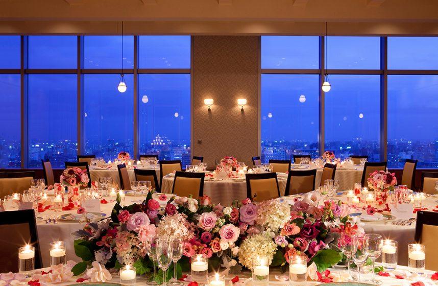 札幌の人気結婚式場|ホテルライフォート札幌|A