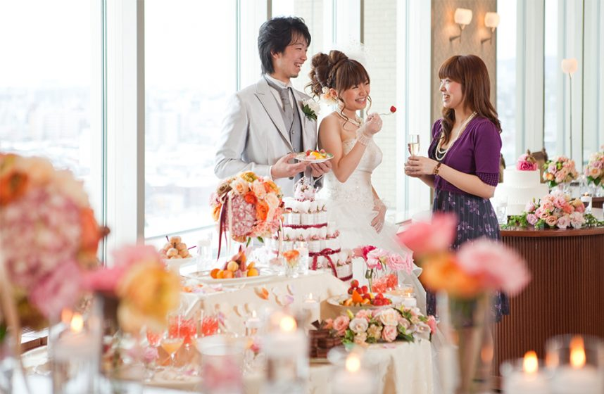 札幌の人気結婚式場|ホテルライフォート札幌|J
