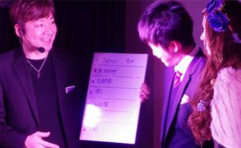 札幌の人気結婚式二次会|ツイスター|K
