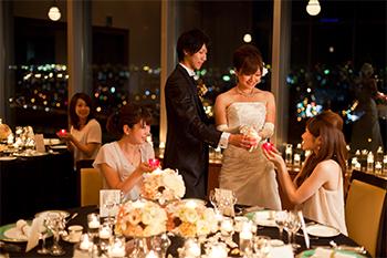 札幌の人気結婚式場|ホテルライフォート札幌|K