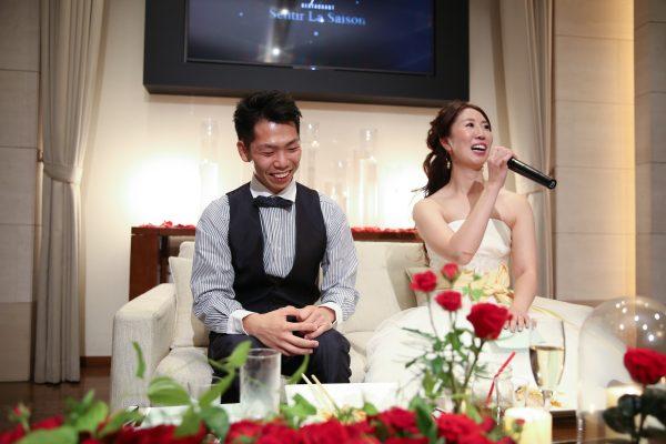 花嫁様の声|センティールラセゾン|インタビュー
