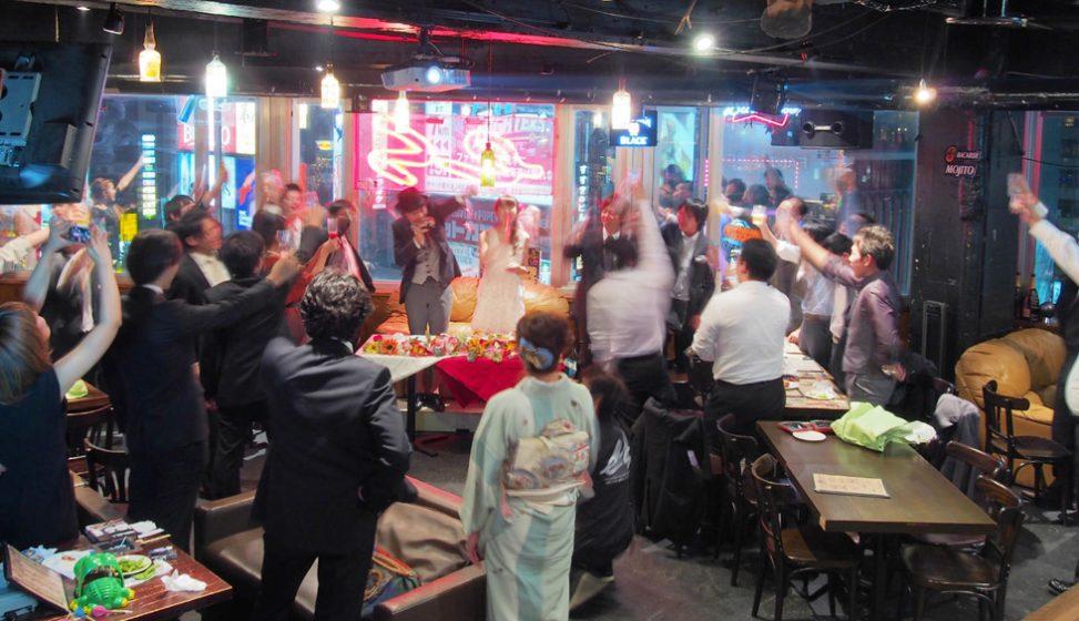 札幌の人気結婚式二次会 フレアバーエス H