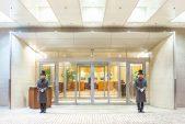 JRタワーホテル日航札幌前おもてなしベル