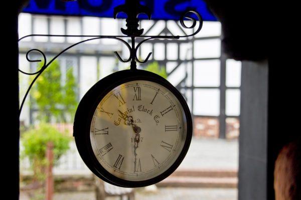 時期|時計