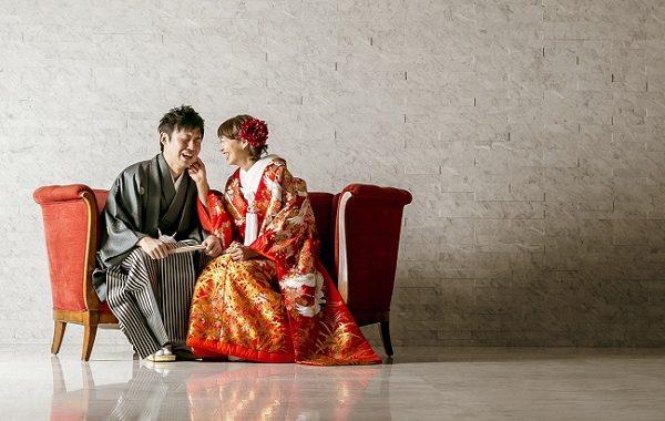 和装|和婚|ジャルダンドゥボヌール|札幌|結婚式|グランマニエ|札幌コンシェル