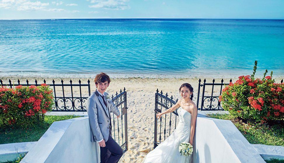 人気リゾート結婚式|ブルーアステール|F