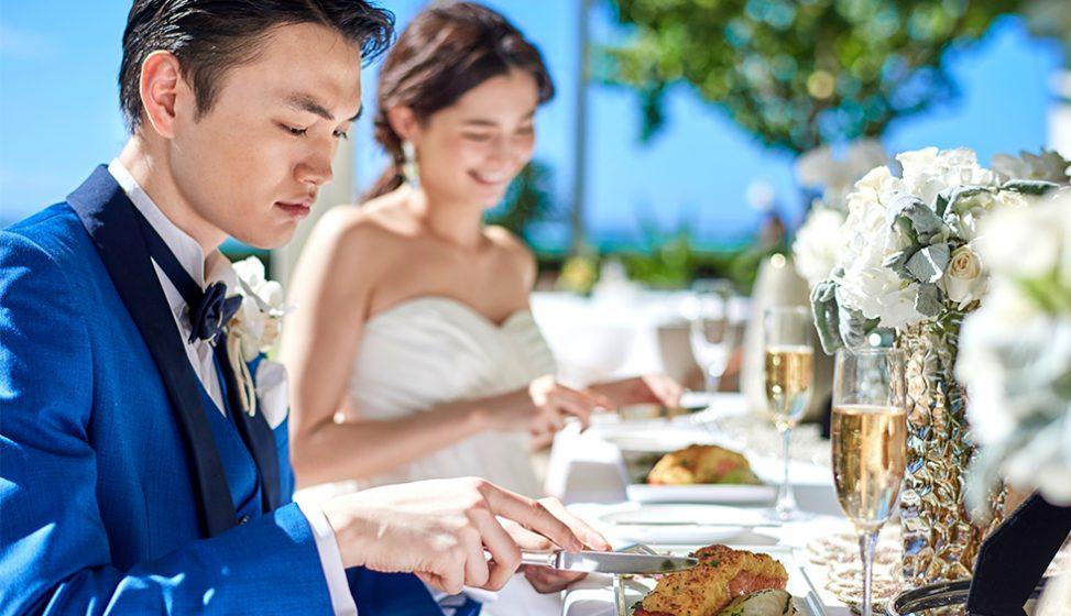 人気リゾート結婚式 ハウテラス・ウエディング・アット・ハレクラニ I