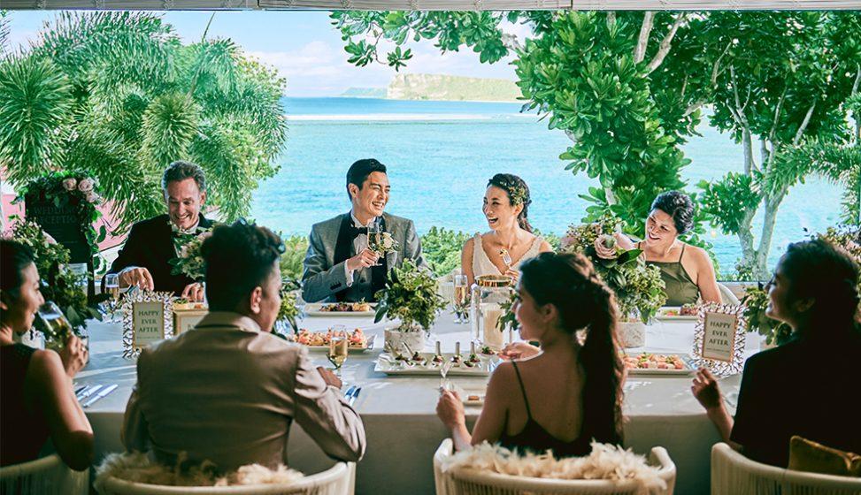 人気リゾート結婚式|セント・プロバス・ホーリー・チャペル|I