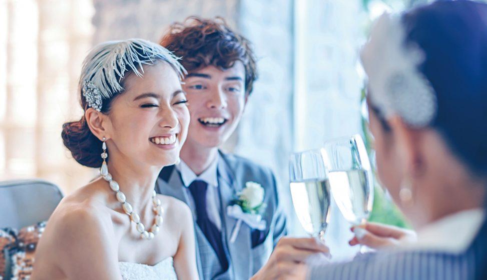 人気リゾート結婚式|ブルーアステール|I