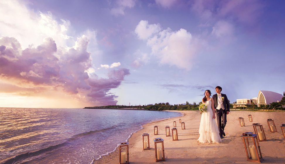 人気リゾート結婚式|アクアグレイス・チャペル|I