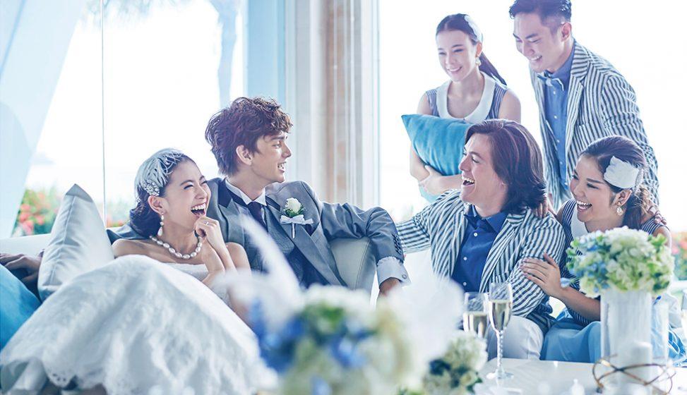 人気リゾート結婚式|ブルーアステール|J