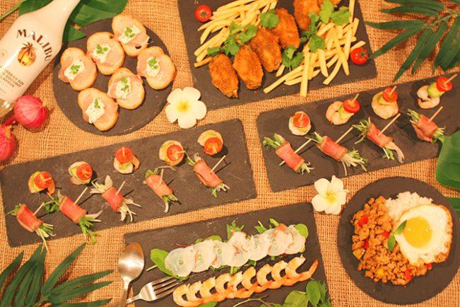 札幌の人気結婚式二次会|アジアンビレッジ|K