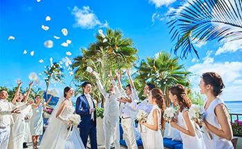人気リゾート結婚式 ハウテラス・ウエディング・アット・ハレクラニ L