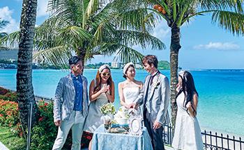 人気リゾート結婚式|ブルーアステール|L