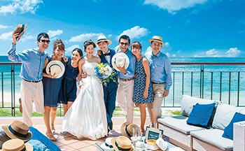 人気リゾート結婚式|アクアグレイス・チャペル|L
