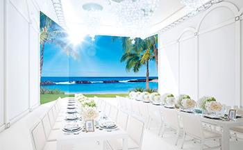 人気リゾート結婚式|コオリナ・チャペル・プレイス・オブ・ジョイ|L