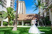 人気リゾート結婚式 ハウテラス・ウエディング・アット・ハレクラニ N