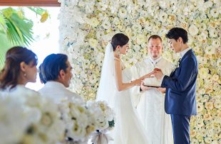人気リゾート結婚式|ハウテラス・ウエディング・アット・ハレクラニ|A