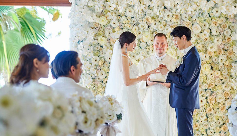人気リゾート結婚式 ハウテラス・ウエディング・アット・ハレクラニ A
