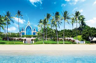 人気リゾート結婚式|コオリナ・チャペル・プレイス・オブ・ジョイ|A