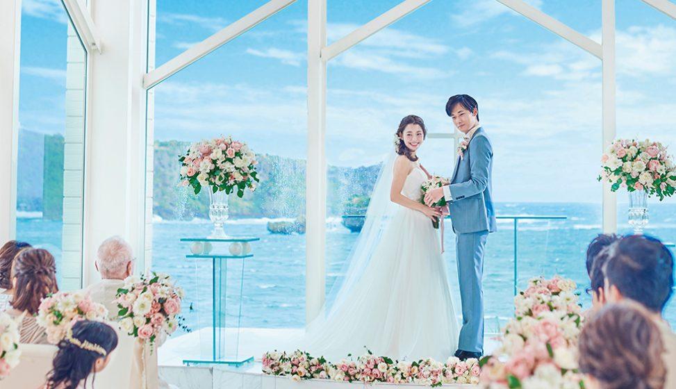 人気リゾート結婚式|コーラルヴィータ・チャペル|A
