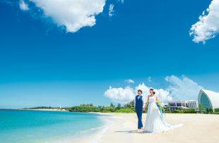 人気リゾート結婚式|アクアグレイス・チャペル|A