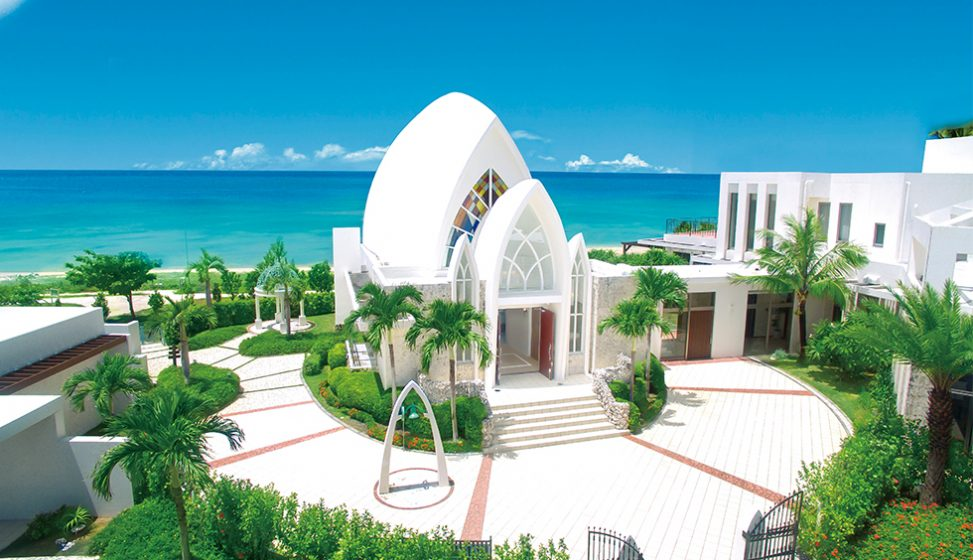 人気リゾート結婚式|アクアグレイス・チャペル|B