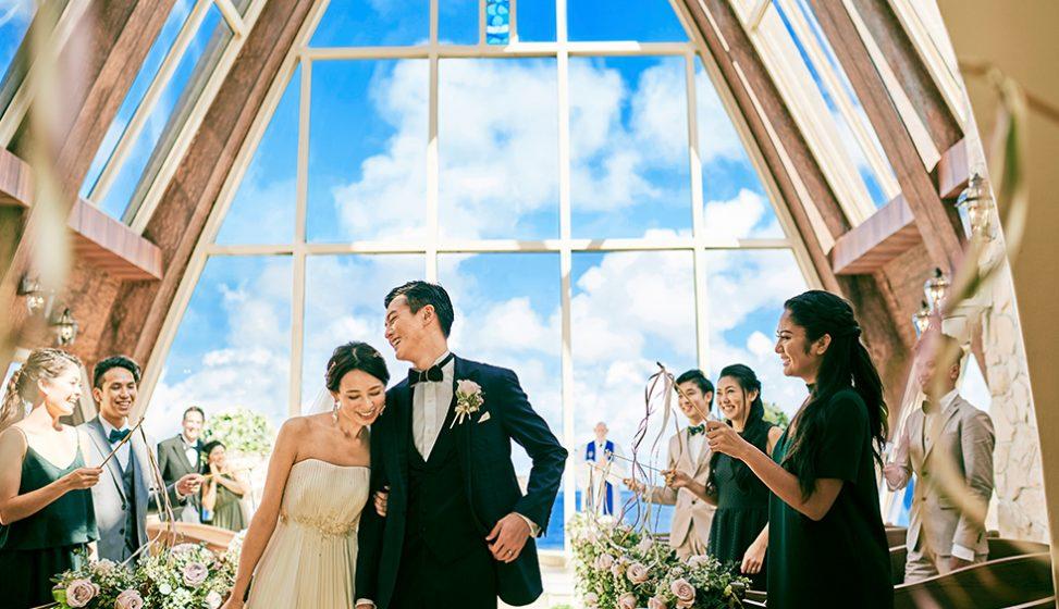 人気リゾート結婚式|セント・プロバス・ホーリー・チャペル|C