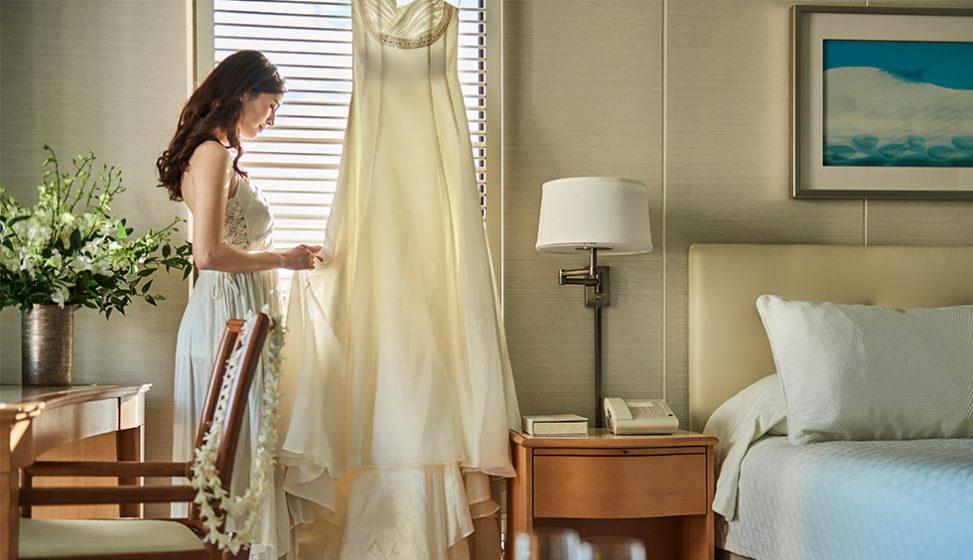 人気リゾート結婚式 ハウテラス・ウエディング・アット・ハレクラニ D