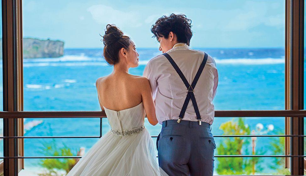 人気リゾート結婚式|コーラルヴィータ・チャペル|D